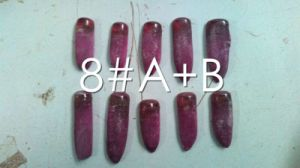 Man-Made 8# Ruby Raw Material pictures & photos