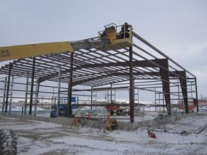 Wide Span Light Frame Steel Structure Building Prefabricated House pictures & photos