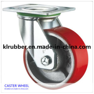 3-8 Inch Heavy Duty Caster / PU / Nylon / Rubber Caster pictures & photos