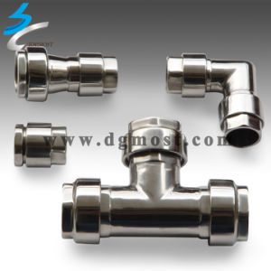 OEM Welding Stainless Steel Pipe Fittings Connector pictures & photos