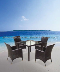 Outdoor Chairs and Table (C451)