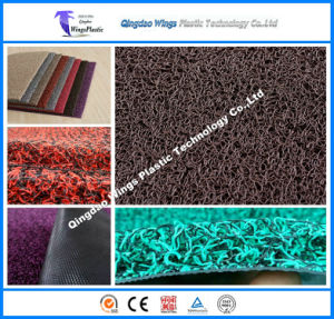Anti-Slip Firm Backing PVC Coil Mat Roll pictures & photos