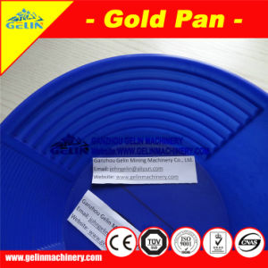 River Sand Plastic Gold Pan, Gold Wash Pan pictures & photos