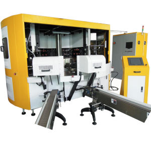 5 Color Glass and Plastic Screen Printing Machine pictures & photos