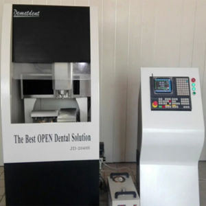 First Service CNC Dental CAD Cam Milling Machine for Dental Lab and Factory pictures & photos