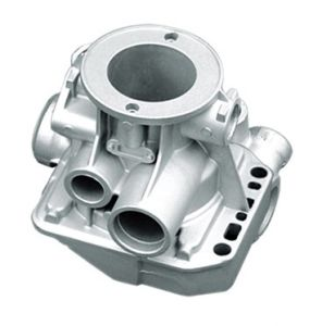Metal Casting Parts-Alu Die Casting and Machined Parts (HS-ALU-007) pictures & photos