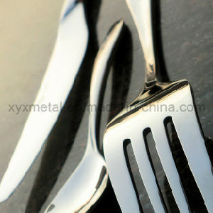 Five Star Hotel Restaurant Stainless Steel Cutlery Set pictures & photos