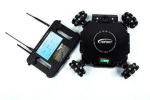 Professional Omnidirectional Mobile Reconnaissance Robot pictures & photos