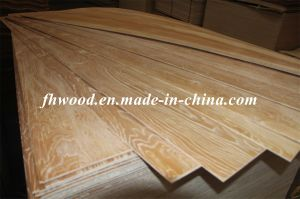 Decorative Top Quality Embossed Larch Plywood pictures & photos
