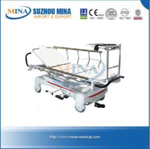 Aluminium Alloy Hospital Hydraulic Strecher (MINA-RS111-B-B)