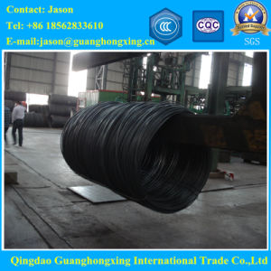 Carbon Steel Wire Rod with Many Size pictures & photos