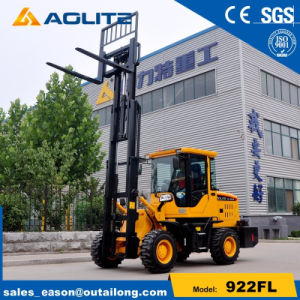 3000kg Rated Load Forklift Front Loader with Ce Certification pictures & photos