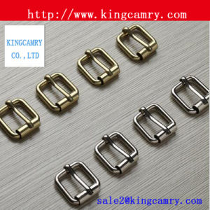 Handbag Shoes or Clothing Pin Buckle/Belt Buckle /Shoe Pin Buckle/Pin Roller Buckle pictures & photos