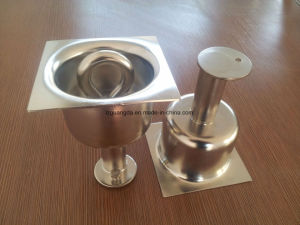 Custom Chinese Carbon Steel and Stainless Steel Hydraulic Pressing Parts pictures & photos