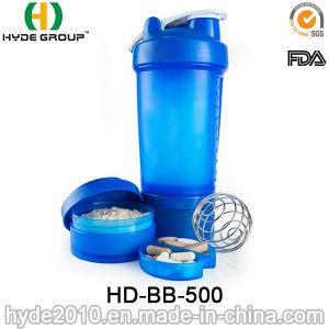 450ml Customized Blender Shaker, Shaker Bottle (HD-BB-500) pictures & photos