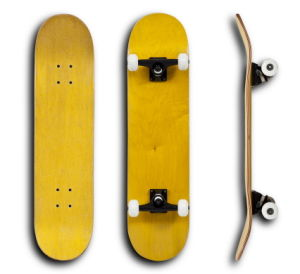3108 Canadian Maple Skateboard (SKB-06) pictures & photos