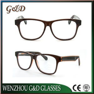 Fashion New Design Acetate Glasses Frame Eyewear Eyeglass Optical 45-507 pictures & photos