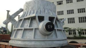 Cast Iron Slag Pot, Cast Steel Slag Ladle pictures & photos