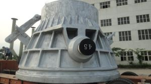 Citic Casting Slag Pot Large Slag Ladle pictures & photos