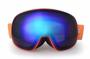 Polarized OTG Revo Coating Frameless Sports Eyewear Snowboard Goggles pictures & photos