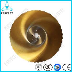 Tin Coated HSS Slotting Saw Blade pictures & photos