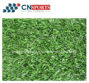 Heavy Metal Free W/S/C/Stem Shape Yarn Synthetic Artificial Grass, Artificial Turf pictures & photos