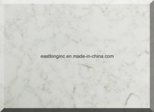 China Wholesale Artificial Quartz Stone Slabs for Kitchen Countertop pictures & photos