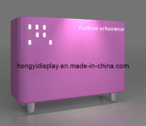 Fashional Cash Desk Cash Table Reception Desk pictures & photos