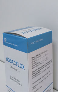 Western Medicine Ofloxaci Solution for Injection Antibiotic pictures & photos