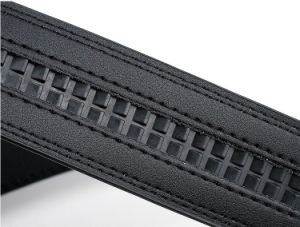 Black Leather Belts for Men (HPX-160706) pictures & photos