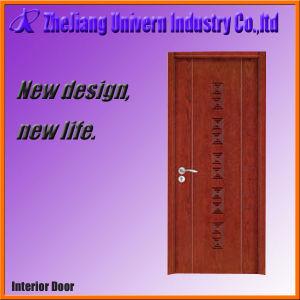 Veneered Wood Kitchen Cabinet Door pictures & photos