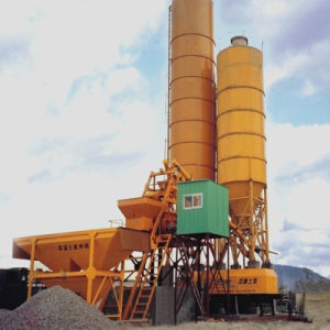 Best Selling Construction Machinery Hzs100 Concrete Batching Plant pictures & photos