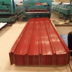 Color Coated Roofing Steel Sheet for Building