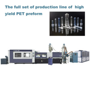 CE Approved with Pet Preform Injection Molding Machine (CSD-P Series) pictures & photos
