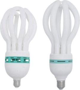 5u105W Lotus Shape Energy Saving Lamp CFL ESL