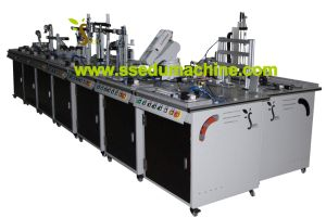 Modular Product System Mechatronics Trainer Electromechanical Training Equipment pictures & photos