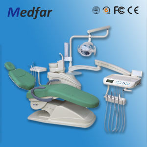 Exquisite Design CE Dental Chair Unit (MFD208E) pictures & photos