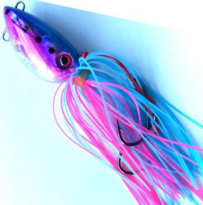 Angler′s Top Deep Sea Inchiku Jig Big Game Fish Lure pictures & photos
