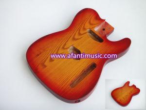 Tl Guitar Body / Sunburst Color / Ash Wood / Afanti Electric Guitar Body (ATL-185C) pictures & photos