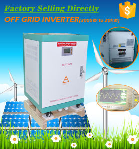 48VDC-12kw Power Inverter with Low Frequency Isolation Transformer pictures & photos