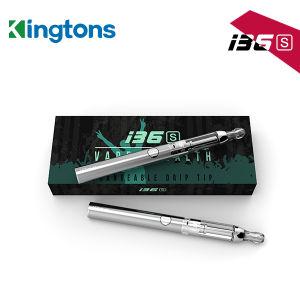 2016 Kingtons Wholesale Electronic Cigarette I36s Portable Vaporizer Starter Kit pictures & photos