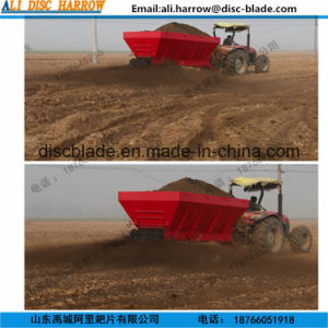 Tractor Mounted Fertilizer Applicator pictures & photos