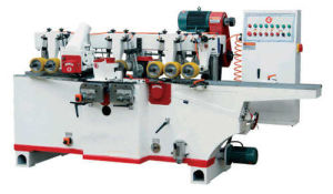 Heavy Duty Four Sided Planer / Planner with Five Spindles Reasonable Price pictures & photos