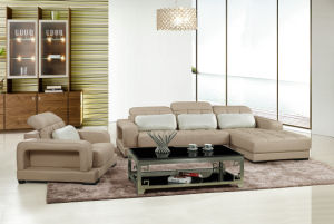 Ciff Modern L Shape Living Room Sofa (2022) pictures & photos