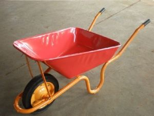 Hand Garden Trolley Barrow Mobile Carriage Trolley Cart Wb3800 pictures & photos