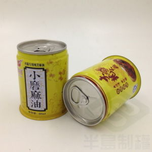 70ml Tin Can pictures & photos