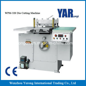 Facotry Price Wpm-320 Film Die-Cutting Machine with Ce pictures & photos