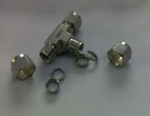 Stainless Steel Tube Fitting pictures & photos