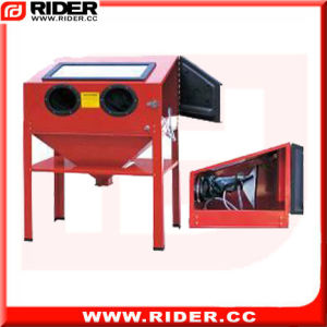 59 Gallon Industrial Vertical Electric Sandblaster Cabinet pictures & photos