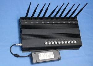 High Power WiFi Jammer Cellphone Jammer 4G Jammer with 10CH pictures & photos